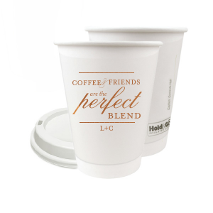 Perfect Blend Coffee Cup