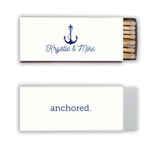 Anchored Match