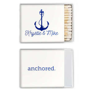 Anchored Match
