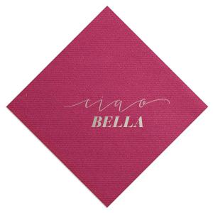 Ciao Bella Napkin