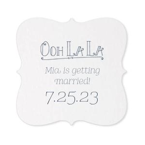 Ooh La La Coaster