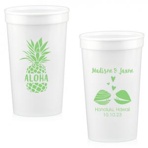 Aloha Pineapple Cup