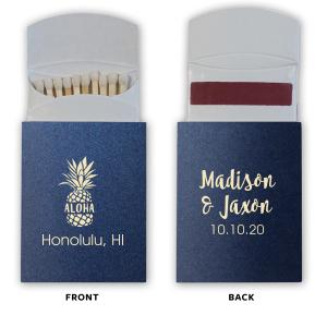 Aloha Pineapple Match