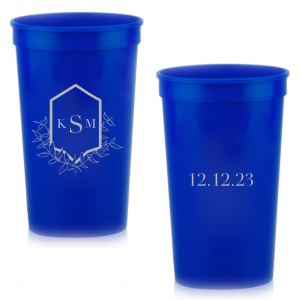Leaf Crest Cup