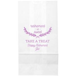 Retirement Treat Bag