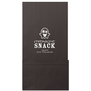 Midnight Snack Halloween Bag