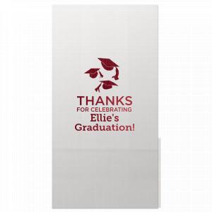 Thanks Graduation Bag