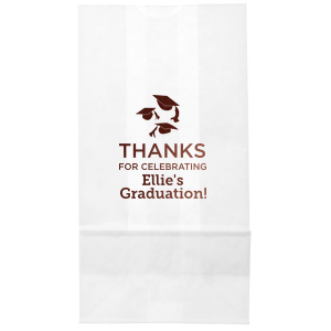 Thanks Graduation Bag