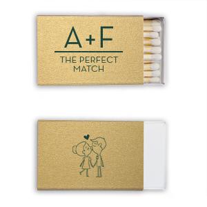 Perfect Match Initials Match