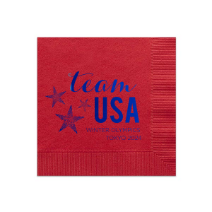 Team USA Napkin