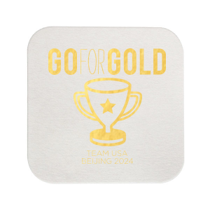 Go For Gold Olympic Coaster