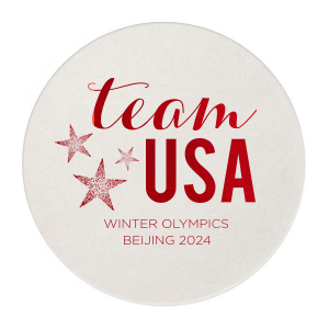 Team USA Coaster