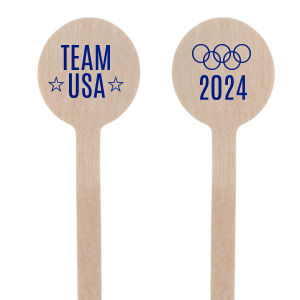 Team USA Olympic Stir Stick