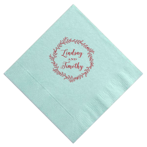 Sweet Wreath Napkin