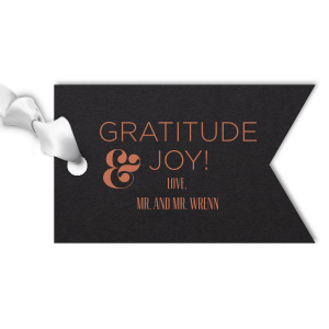 Gratitude and Joy Tag