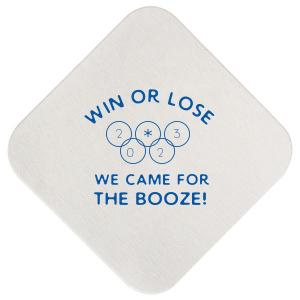 Olympic Booze Coaster