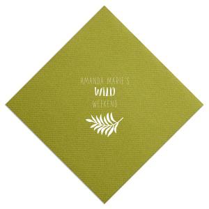 Wild Leaf Napkin