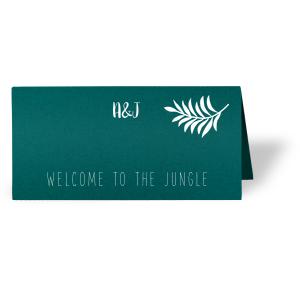 Jungle Place Card
