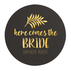 Tropical Bridal Coaster