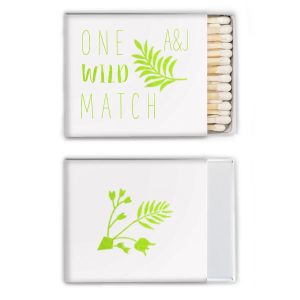 One Wild Match