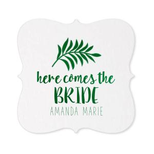 Tropical Bridal Coaster