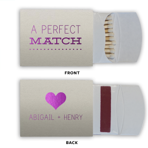 Perfect Match Heart Match