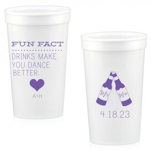 Fun Fact Cup