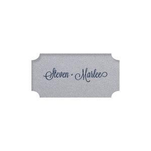 Whimsical Name Label