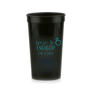 We're So Engaged Cup