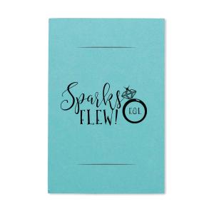 Sparks Flew Sparkler Sleeve