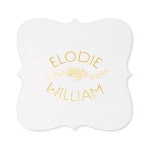 English Rose Garden Coaster