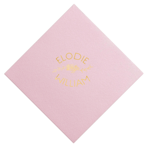 English Rose Garden Napkin