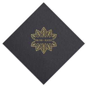 Palm Mandala Napkin