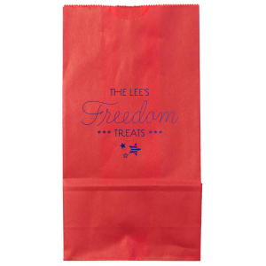 Freedom Treats Bag