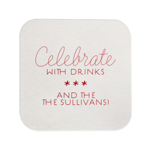 Celebrate Stars Coaster
