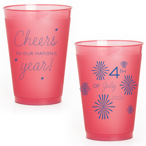 Cheers to the 4th Cup