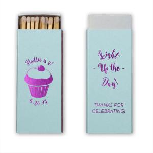 Birthday Candle Match Box