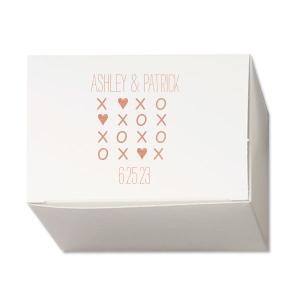 XOXO Cake Box