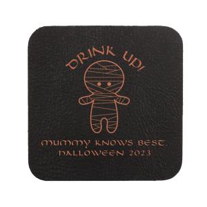 Mummy Knows Best Coaster