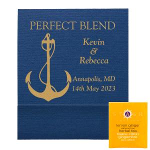 Perfect Blend Tea Favor