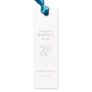 Happily Ever After Bookmark