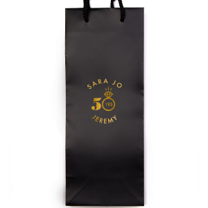 Diamond Ring Anniversary Bag