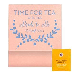 Time For Tea Tea Favor