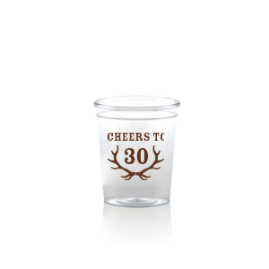 Antler Shot Glass