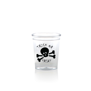 Trick Or Treat Shot Glass