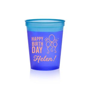 Birthday Balloon Stadium Cup