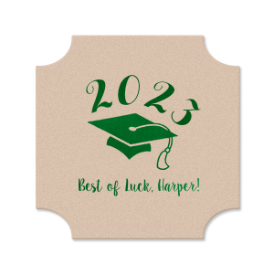 Good Luck Grad Coaster