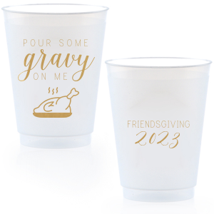 Pour Some Gravy Frost Flex Cup