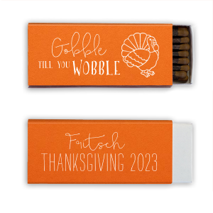 Gobble Till You Wobble Match