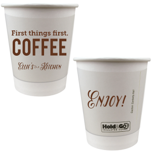 Coffee First Paper Cup